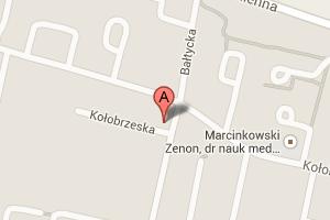 Faktor Bydgoszcz - Lokalizacja