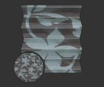 California 3 - wzór tkaniny z grupy 2  plisy