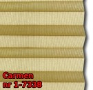 Carmen 02 - wzór tkaniny z grupy 1 plisy