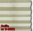 Dalila 01 - kolor materiału grupy 2 żaluzji plisowanej