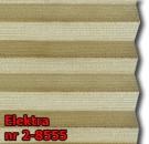 Elektra 01 - kolorystyka materiału grupy 2 żaluzji plisowanej
