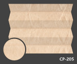 Kamari Pearl 205 - wzór tkaniny z grupy 1 plisy