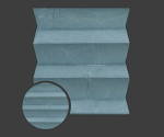 Kamari Pearl 215 - kolor materiału grupy 1 żaluzji plisowanej