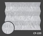 Kamari Pearl 220 - kolor materiału grupy 1 żaluzji plisowanej