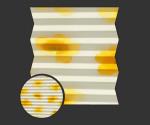 Loara 1596 - kolor materiału grupy 2 żaluzji plisowanej