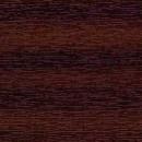 Mahoń - kolor osprzętu żaluzji plisowanych