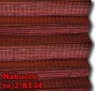 Nabucco 02 - wzór tkaniny z grupy 2  plisy