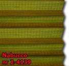 Nabucco 04 - wzór koloru materiału z grupy 2 plisy