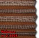 Nabucco 07 - kolorystyka materiału grupy 2 żaluzji plisowanej