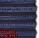 Nabucco 08 - wzór koloru materiału z grupy 2 plisy