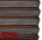 Nabucco 09 - kolorystyka materiału grupy 2 żaluzji plisowanej