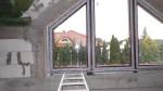 Okno pcv trapezowe