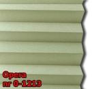 Opera 10 - kolorystyka materiału grupy 0 żaluzji plisowanej