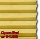 Opera perl 05 - kolor materiału grupy 1 żaluzji plisowanej