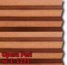 Opera perl 06 - wzór tkaniny z grupy 1 plisy