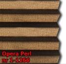 Opera perl 08 - wzór koloru materiału z grupy 1 plisy