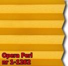 Opera perl 11 - kolorystyka materiału grupy 1 żaluzji plisowanej