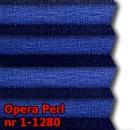 Opera perl 20 - kolor materiału grupy 1 żaluzji plisowanej