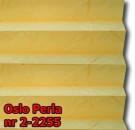 Oslo perla 05 - wzór tkaniny z grupy 2  plisy