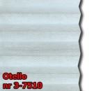 Otello 01 - kolor materiału grupy 3 żaluzji plisowanej