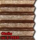 Otello 05 - kolor materiału grupy 3 żaluzji plisowanej