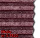 Otello 06 - wzór koloru materiału z grupy 3 plisy
