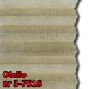 Otello 07 - kolorystyka materiału grupy 3 żaluzji plisowanej