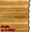 Otello 09 - kolor materiału grupy 3 żaluzji plisowanej