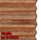 Otello 11 - wzór tkaniny z grupy 3  plisy