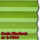 Scala blackout 02 - kolorystyka materiału grupy 2 żaluzji plisowanej