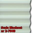 Scala blackout 03 - wzór koloru materiału z grupy 2 plisy