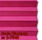 Scala blackout 04 - kolorystyka materiału grupy 2 żaluzji plisowanej