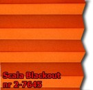 Scala blackout 07 - wzór koloru materiału z grupy 2 plisy