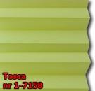 Tosca 06 - kolorystyka materiału grupy 1 żaluzji plisowanej