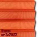 Tosca 09 - kolorystyka materiału grupy 1 żaluzji plisowanej