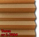 Tosca 13 - kolorystyka materiału grupy 1 żaluzji plisowanej