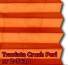 Traviata crush perl 04 - wzór koloru materiału z grupy 2 plisy