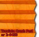 Traviata crush perl 06 - wzór tkaniny z grupy 2  plisy