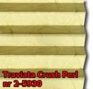 Traviata crush perl 13 - kolorystyka materiału grupy 2 żaluzji plisowanej