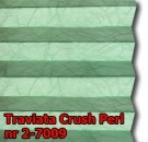 Traviata crush perl 14 - wzór tkaniny z grupy 2  plisy