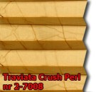 Traviata crush perl 15 - kolorystyka materiału grupy 2 żaluzji plisowanej
