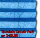 Traviata crush perl 18 - wzór tkaniny z grupy 2  plisy