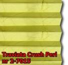 Traviata crush perl 21 - kolorystyka materiału grupy 2 żaluzji plisowanej