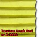 Traviata crush perl 23 - kolorystyka materiału grupy 2 żaluzji plisowanej
