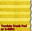 Traviata crush perl 25 - kolorystyka materiału grupy 2 żaluzji plisowanej