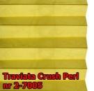 Traviata crush perl 27 - kolorystyka materiału grupy 2 żaluzji plisowanej