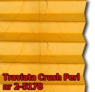 Traviata crush perl 28 - wzór koloru materiału z grupy 2 plisy