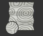 Yuki 034 - wzór koloru materiału z grupy 3 plisy