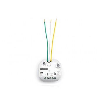 Mikroodbiornik TYXIA 4840 - sterowanie obwodem oświetlenia  za pomocą jednego lub kilku nadajników radiowych lub przewodowych - sprzedaż,  montaż, serwis Faktor Bydgoszcz