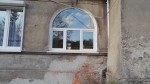 okno pcv łukowe